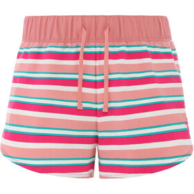 The North Face Class V Mini short Femme, mr.pink creek side stripe print